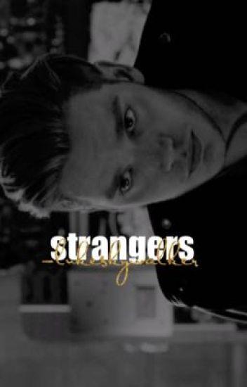 strangers • jace herondale