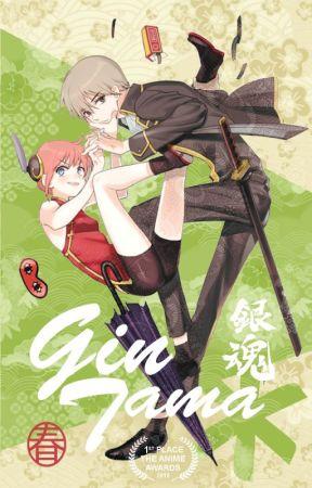 Gintama* by TheEvilKoala