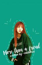 More than a friend (l.mb x b.km) by --ishtaesiu--
