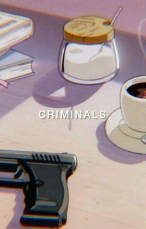 criminals - taekook ⚣ by ultnamjin