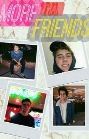 More Than Friends (Alex Ernst x David Dobrik).  by DustinProductions