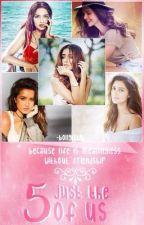 Just the five of us by -Bollyishq-