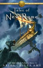 Tales of New Rome | A Heroes of Olympus Collection by amerilea