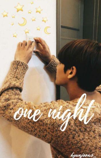 One Night  ╳ seventeen fanfiction