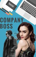 Company Boss || h.s. by hazssi
