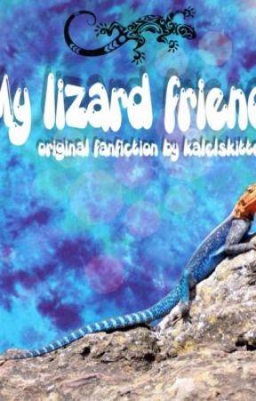 My Lizard Friend |Phan Fiction (Dan and Phil fan fiction) | by kalelskittens