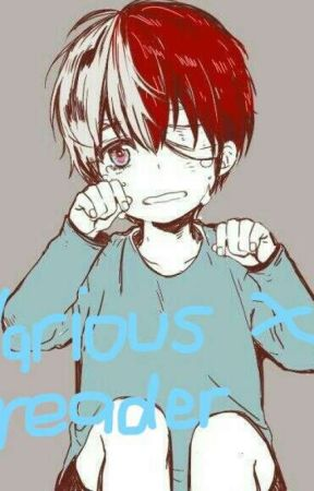 Anime character various x reader - Birthday - Todoroki Shouto x Oc