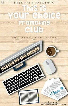 YC Book promoting club(English) by ThisIsYourChoice