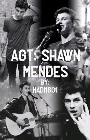 AGT: Shawn Mendes by Madi1801