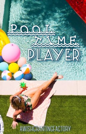 Pool Time Player by awishgrantingfactory