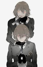 InSAntiY (persona 5 goro akechi X reader) by sapphire_in_the_moon