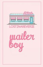 Waiter Boy by lostinareverie