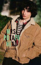 mrs. potato head.-[finn wolfhard] by -bluethings-