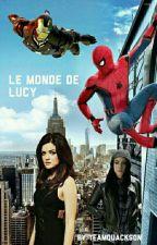 Le monde de Lucy by teamquackson