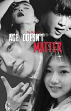 Age does not matter(BTS FANFIC) by yelowemon