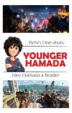 Pichi's One-shots: Younger Hamada (Hiro Hamada × Reader) by PichiKittz