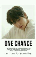 One Chance (VKOOK) by AdindaArfs