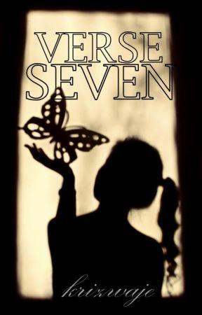 Verse Seven by krizwaje