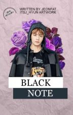 [EDITING] Black Note | vmin by jeonfat