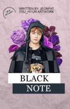 [C] Black Note   vmin by jeonfat