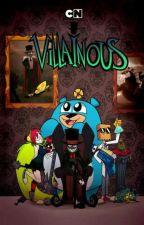 Rp Villainous  by Chara1515