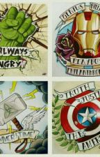 Avengers Preferences by Aphroditestr