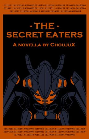 The Secret Eaters by ChoujuX