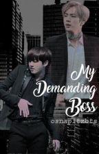 My demanding boss. by osnapitzbts