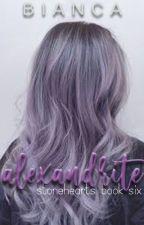 Stonehearts 6: Alexandrite by bncmld