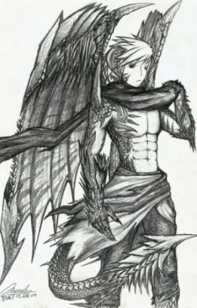 Me Apaixonei Por Um Dragão by NikyWolf