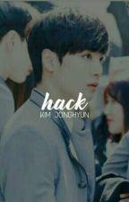 hack  +  kim jonghyun by AteNga