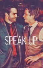 Speak up by lauvelga