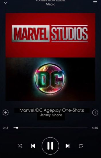 • Marvel/DC Ageplay and Kidfics •