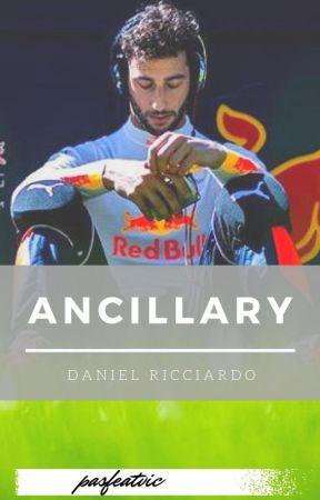 Ancillary - Daniel Ricciardo by pasfeatvic
