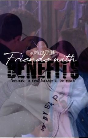 Freinds with benefits // lutteo by SoyAliciaSoyLuna