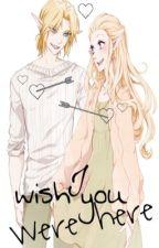 I wish you were here  (loz modern)  by gamergirlrage