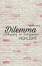 Dilemma •HIGHLIGHT• by lighteusuweg