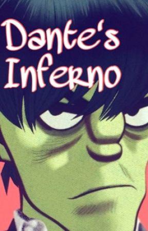 Dante's Inferno - Murdoc x Reader ~ FEMALE by cornlmqo