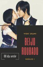 Beijo Roubado by VickUsami