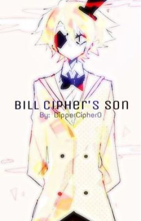 Bill Cipher's Son Version 2 by DipperCipher0