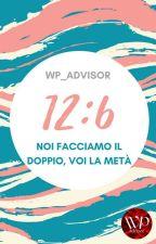 12:6 - Scambi e Recensioni by WP_Advisor