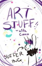 Artbook of AWESOME by Cyanacious