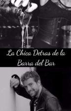 La Chica Detrás de la Barra del Bar by SolangeDalSanto