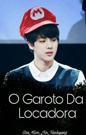 O Garoto Da Locadora «BTS JIN» by Sra_kim_Jin_Taehyung