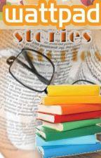 Top 20 Wattpad Stories by slightsly