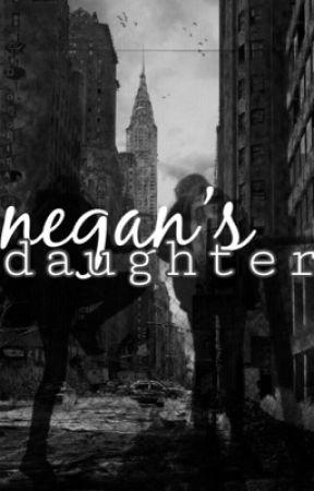 negan's daughter | c.g. romance by RicksThangs