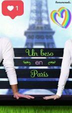 UN BESO EN PARÍS [DYLMAS] by llamamenadi_