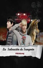 La Salvación de Sungmin - KyuMin by Mylahyung