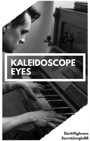 Kaleidoscope Eyes || Panic! At The Disco by SecretJungle88