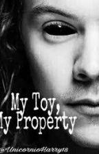 My Toy, My Property. L.S  by UnicornioHarry18